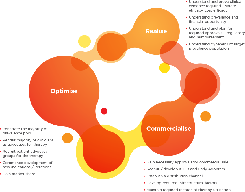 Commercialisation Services